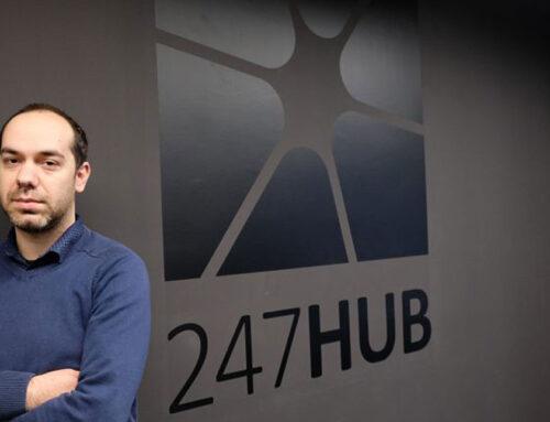 """Nemanja Stanojević: """"Investicija 247Hub-a je ulaganje u budućnost"""""""