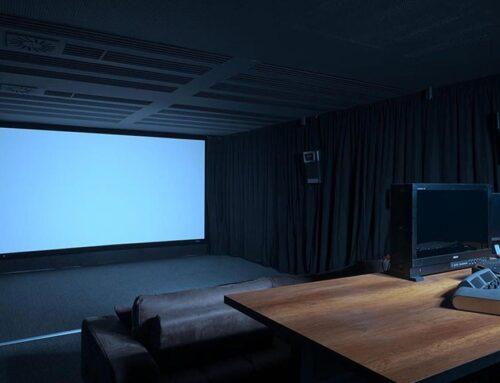 Reference cinema screen 247Hub
